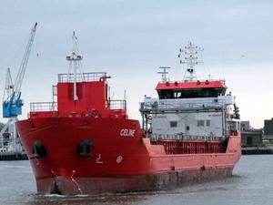 Türk mürettebat olay çıkarıp gemiyi yakmaya çalıştı