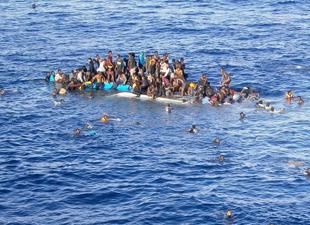 Ege'de facia: Göçmen teknesi battı, 1'i çocuk 28 kişi öldü