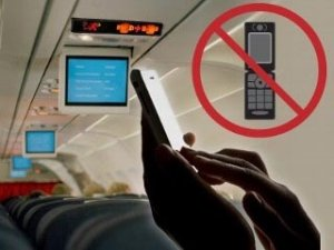 BTK'dan uçaklarda cep telefonu izni