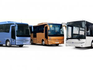 410 araçlık otobüs ihalesi Temsa'nın