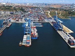 Çinliler'den Türkiye'ye 1 milyar dolarlık liman yatırımı