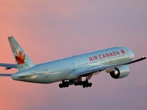 Air Canada pilotundan alkışlanacak hareket