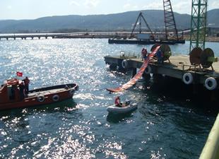 Çevre ve Şehircilik Bakanlığı'ndan deniz kazası tatbikatı