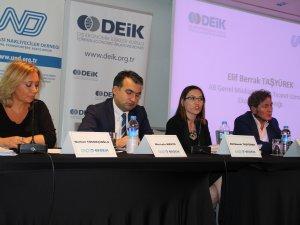 """UND - DEİK işbirliğinde """"AB-Türkiye Gümrük Birliği'nde Kazan-Kazan Yaklaşımı"""" semineri"""