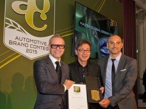 ''Yılın Ekibi'' ödülü Mazda'nın