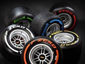 Frankfurt Motorshow'un yıldızlarına Pirelli