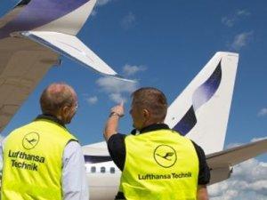 Lufthansa Teknik, Boeing'in ilk Avrupa'lı ortağı oldu