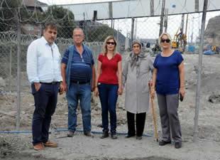 Danıştay Liman için yapılan kamulaştırmaya 'Dur' dedi