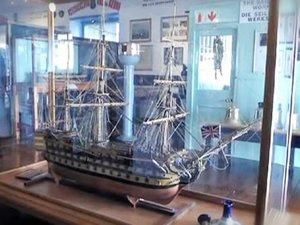 Afrika'nın ilk deniz müzesi Cape Town'da