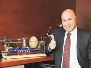 Yıldırım Holding Portekizli liman yönetim şirketi Tertir'i satın aldı