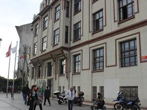 İstanbul Liman Başkanlığı'nda silahlı saldırı