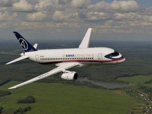 Sukhoi Avrupa pazarında