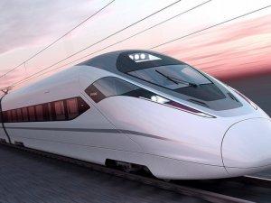 400 km hıza ulaşan süper yüksek hızlı tren geliyor