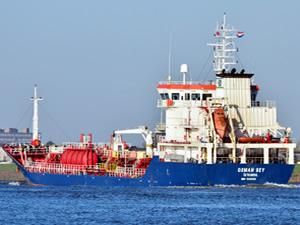 Türk bayraklı M/T OSMAN BEY, Malta'nın Valletta Limanı'nda tutuklandı
