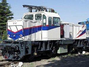 Milli elektrikli lokomotif bugün raylara iniyor