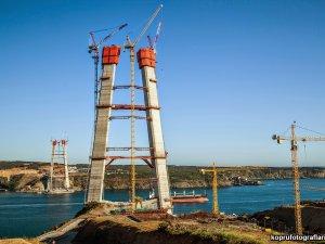 3. köprü, 3. havalimanı ve Halkalı'ya demiryoluyla bağlanıyor
