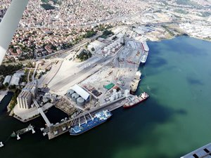 Safiport Derince Limanı Türkiye'nin uluslararası en büyük limanı olacak