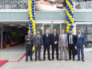 Ankara'ya yeni Goodyear Şubesi