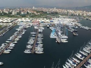 Boat Show'da 50 milyon Euro'luk satış