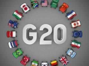 G20 Zirvesine Liderler çıkarma yapacak