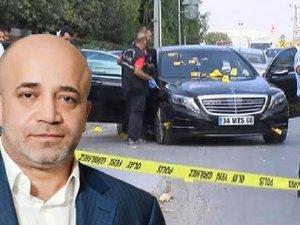 Murat Sancak'ın Otomobiline silahlı saldırı