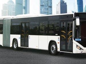Otokar, körüklü otobüsünü ilk kez Avrupa'da sergiledi