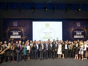 Türkiye Çağrı Merkezi Ödülleri sahiplerini buldu