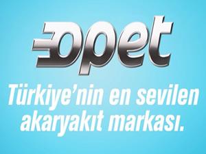 Türkiye'nin En Sevilen Akaryakıt Markası' unvanının sahibi OPET oldu
