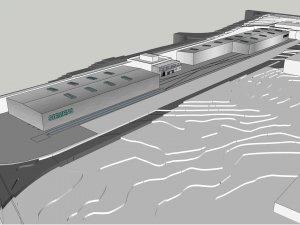 Siemens, Türkiye'de demiryolu fabrikası kuruyor