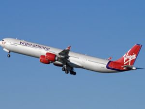 Virgin Atlantic Airways tarihinde bir ilk