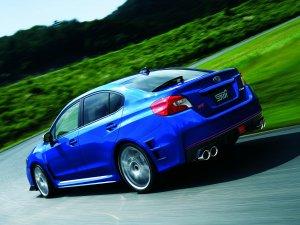 Subaru'nun limitli sayıda üretilen S207 WRX STI modeli, 44. Tokyo Motor Show'da görücüye çıktı.