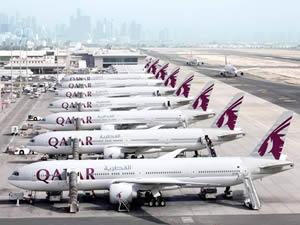 Qatar Airways Cargo, uluslararası kargo taşımacıları sıralamasında üç numara