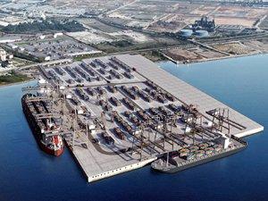 DP Word Yarımca Limanı yük gemilerini ağırlamaya hazır