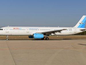 Düşen uçak Onur Air'de de uçmuş