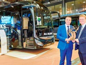 Uluslararası Yılın Otobüsü Ödülü'nün sahibi İveco oldu!