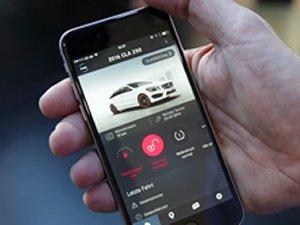 TomTom, 'Mercedes me' uygulamasında haritaları güçlendiriyor