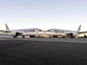 Qatar Airways, Boeing 787 dreamlinerlarını teslim aldı