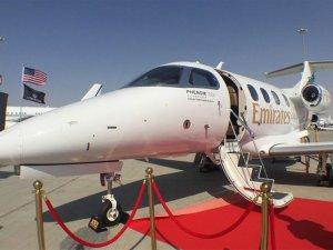 Emirates ve Embraer Phenom100E için anlaştı