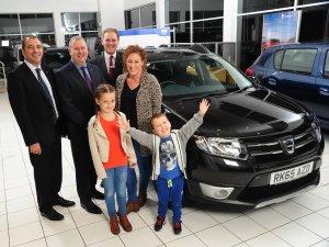 Dacia'dan 3,5 milyon adet satış!