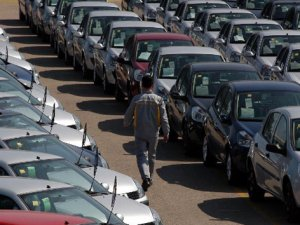 Trafikteki araç sayısı 20 milyona yaklaştı