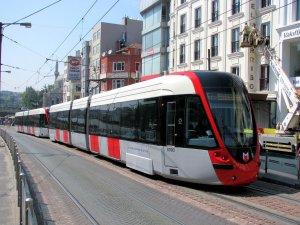 Eminönü-Alibeyköy Tramvay Hattı Projesi'nde Çed süreci başladı