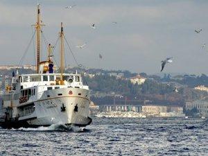 İstanbul'a 10 ayda 11 milyon turist geldi