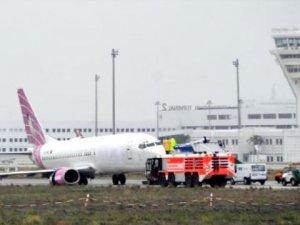 SKY Havayolları'na ait icradan satılık uçak