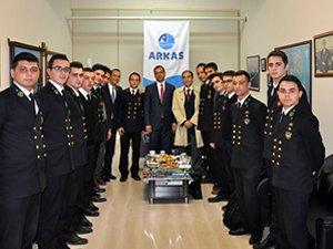 Arkas Denizcilik, İTÜ Denizcilik Fakültesi Kariyer Günleri'ne katıldı