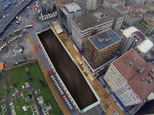 Mecidiyeköy trafiğini rahatlatacak metro projesi