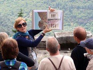 Turist rehberleri için vergi düzenlemesi