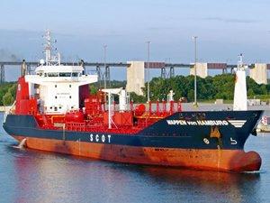 Scot Gemi İşletmeciliği, 50 milyon dolara 8 adet kimyasal tanker satın aldı