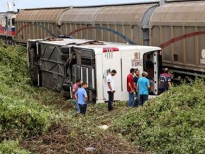 Demiryolu güvenliğinden işletmeciler de sorumlu olacak