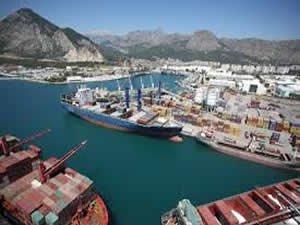 Batı Akdeniz'de ihracatçıların gündemi Antalya Limanı