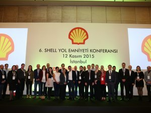 Shell Türkiye 110 milyon kilometre yol kat etti